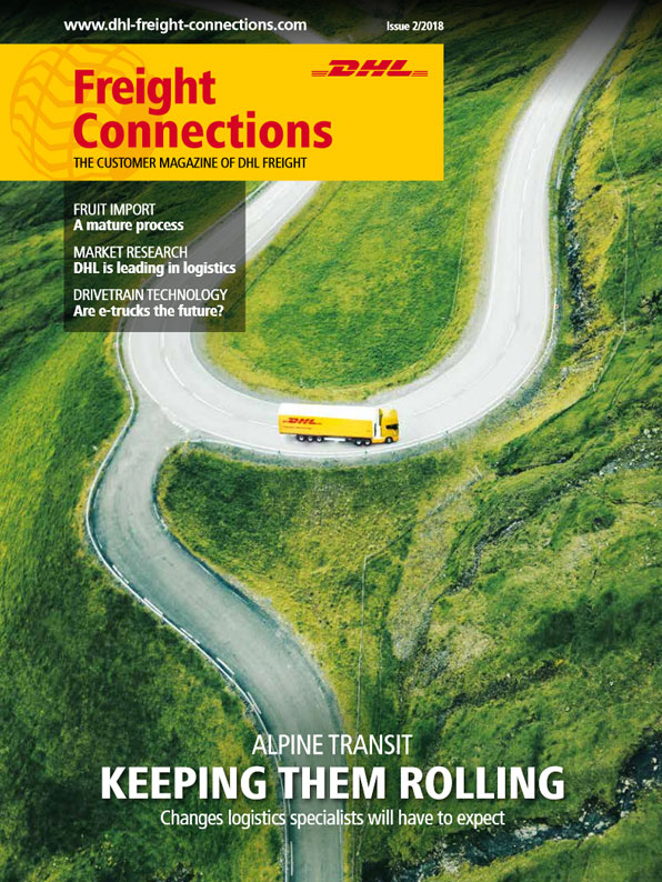 Magazines ‹ DHL Freight Connections