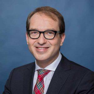 Alexander Dobrindt, German Federal Minister for Transportation [Photo: Bundesregierung/Kugler]
