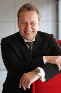 Bernhard Wirth, CEO DHL Freight Germany & Austria [Photo: DHL]