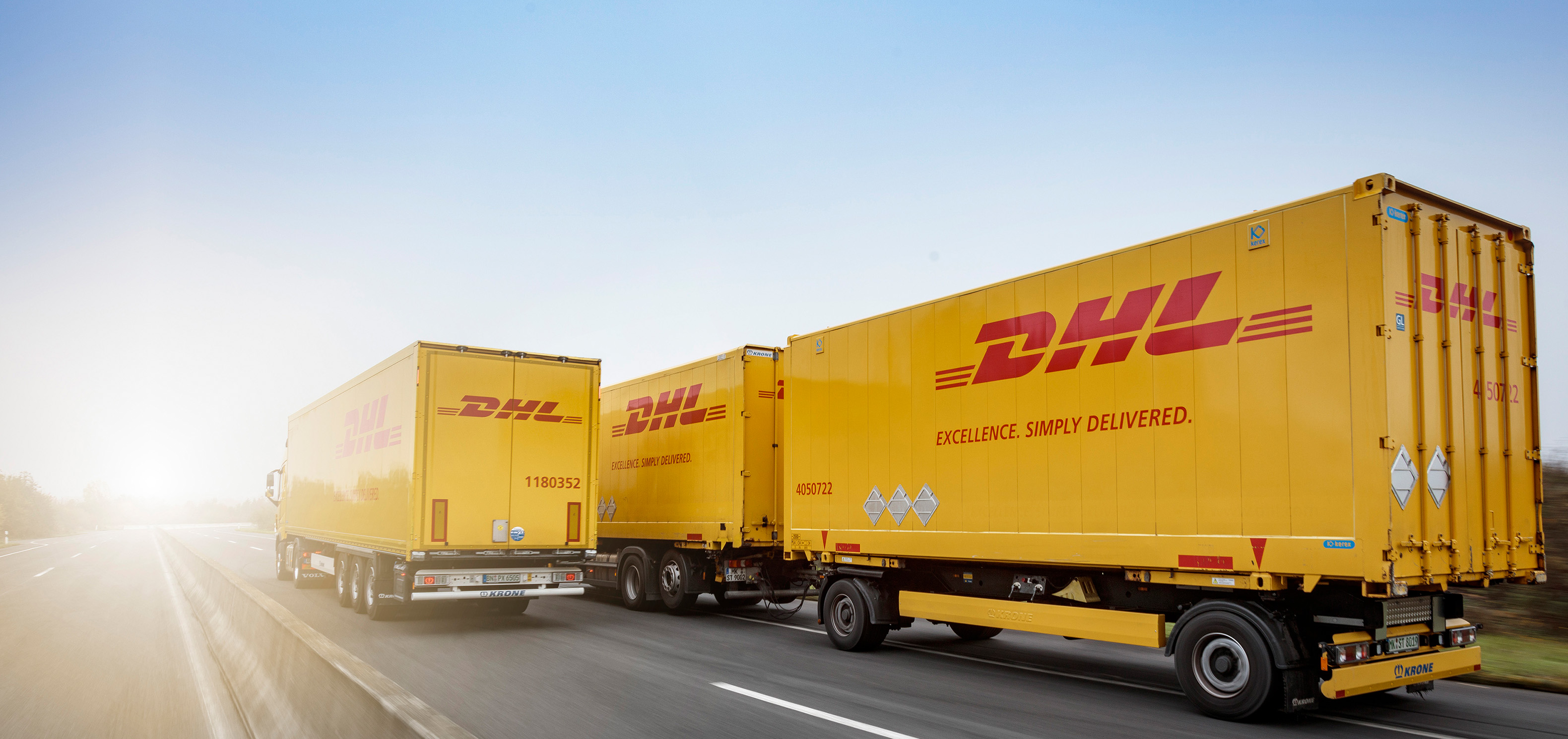 PRIORITY LANE FOR ROAD FREIGHT - DHL Freight ConnectionsDHL