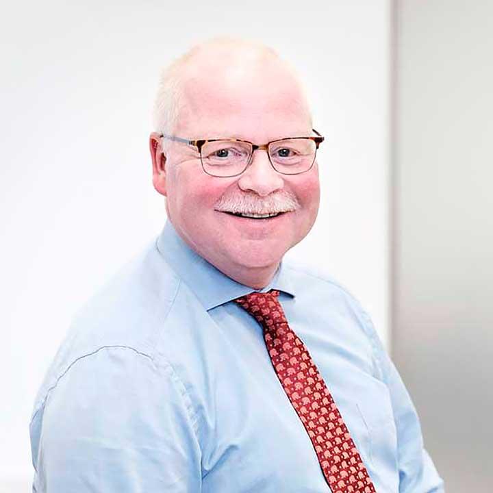 Uwe Brinks, CEO DHL Freight