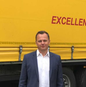 Ole Mørk, Managing Director DHL Freight Denmark [Photo: DHL]
