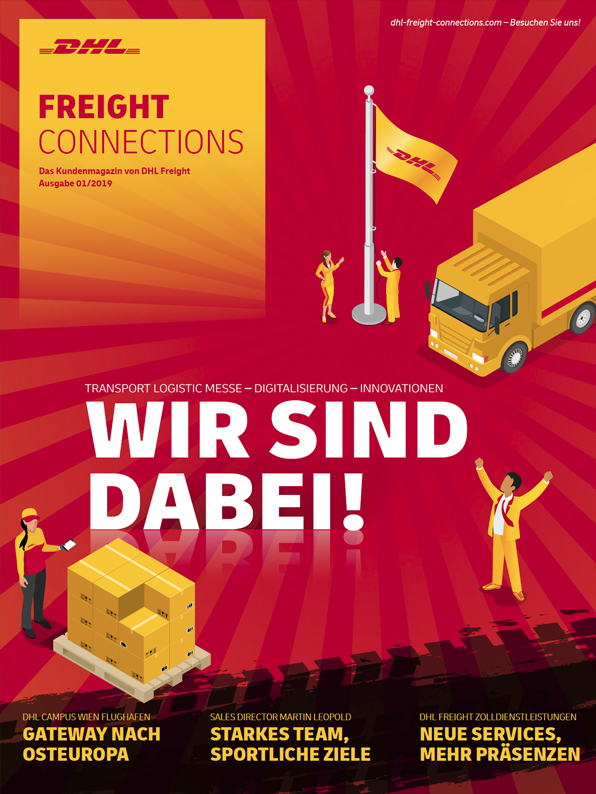 Magazines Archive - DHL Freight ConnectionsDHL Freight