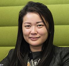 Elaine Tan, Chief Technology Officer, Saloodo!