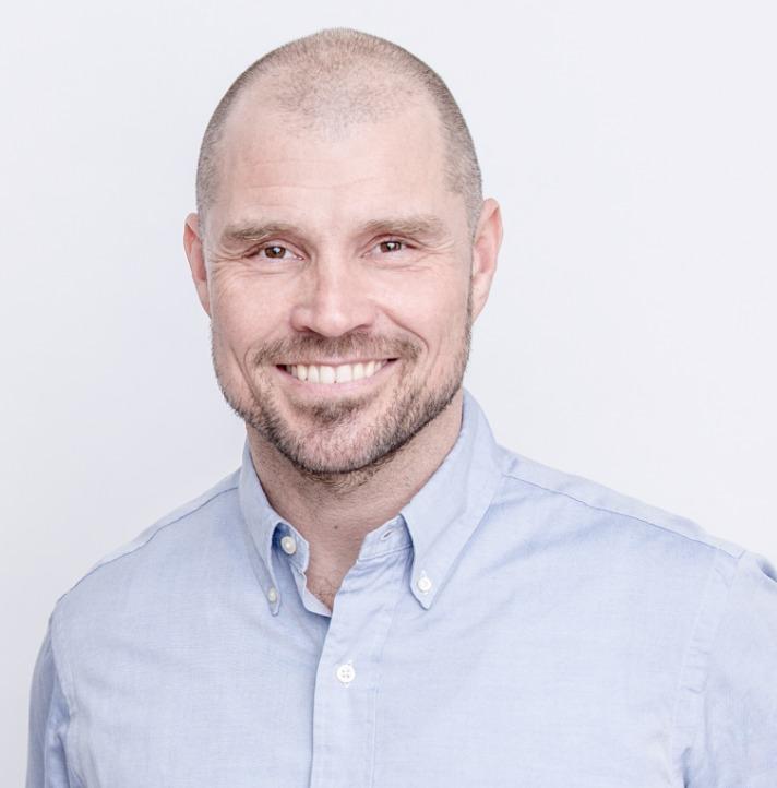 Marc Rhode, health expert