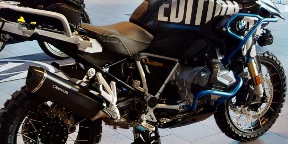 Auch im digitalen Showroom müssen Ausstattungsdetails präzise erkennbar sein. Nicht zu vergessen: die richtige Motorradatmosphäre.